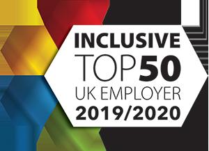 delphi - top 50 inclusive employer